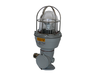 Low Intensity Obstruction light (LIOL), multi LED type. In compliance with ICAO Annex 14 Type A, Type B, Type E and FAA L-810. 