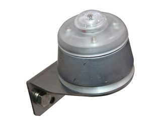 Low Intensity Obstruction Light, mono-LED type, compliant to ICAO Annex 14 Type A, Type B, Type E and FAA L-810.