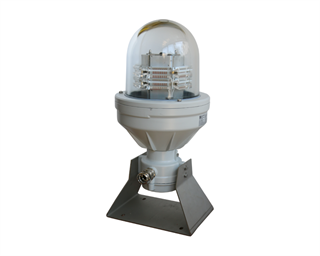 Medium Intensity Aeronautical Obstruction light (MIOL) RED, multi LED type. In compliance with ICAO Annex 14 Type B, Type C and FAA L-864