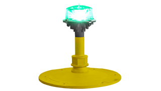 TLOF (Touchdown and Lift-Off) Perimeter Light for night operation, in compliance with CAP437.